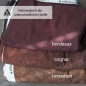 Preview: LeatherGradient - bordeaux - Sommersweat