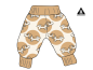 Mobile Preview: Dachshund, beige, A/B-Ware