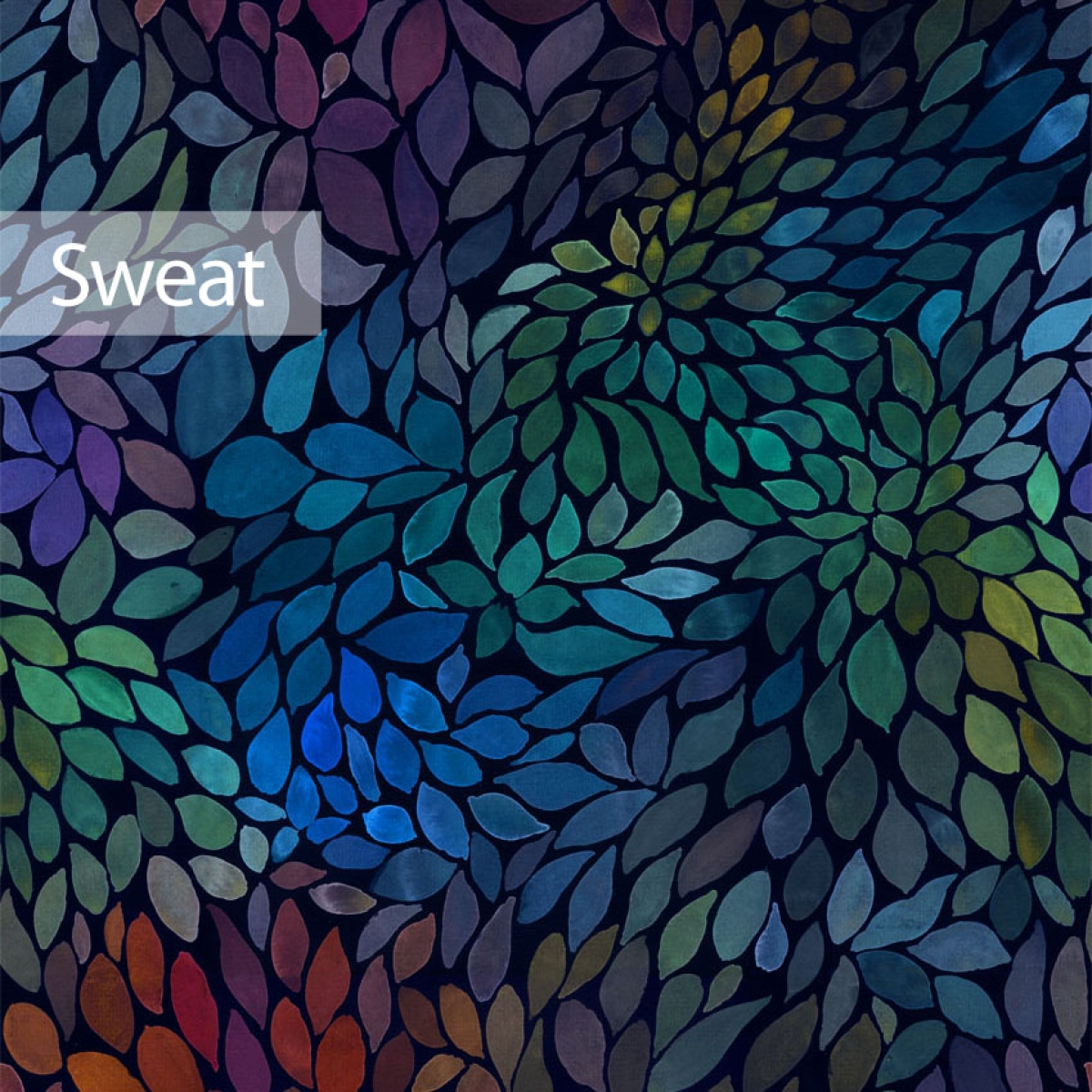 ColorLeaves - cold energy - BIO-SOMMERSWEAT