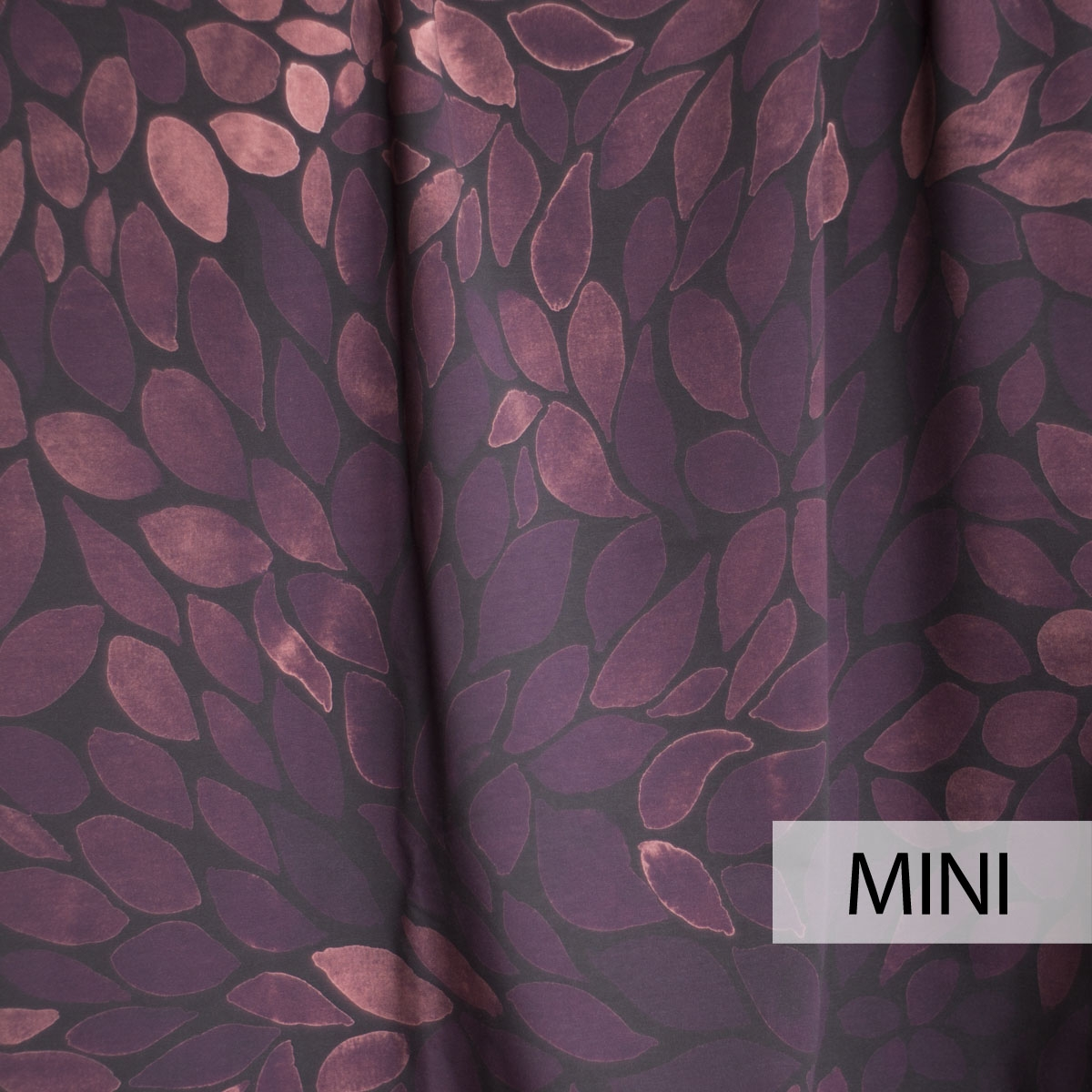 ColorLeaves MINI - mono rosewood - Bio-Sommersweat