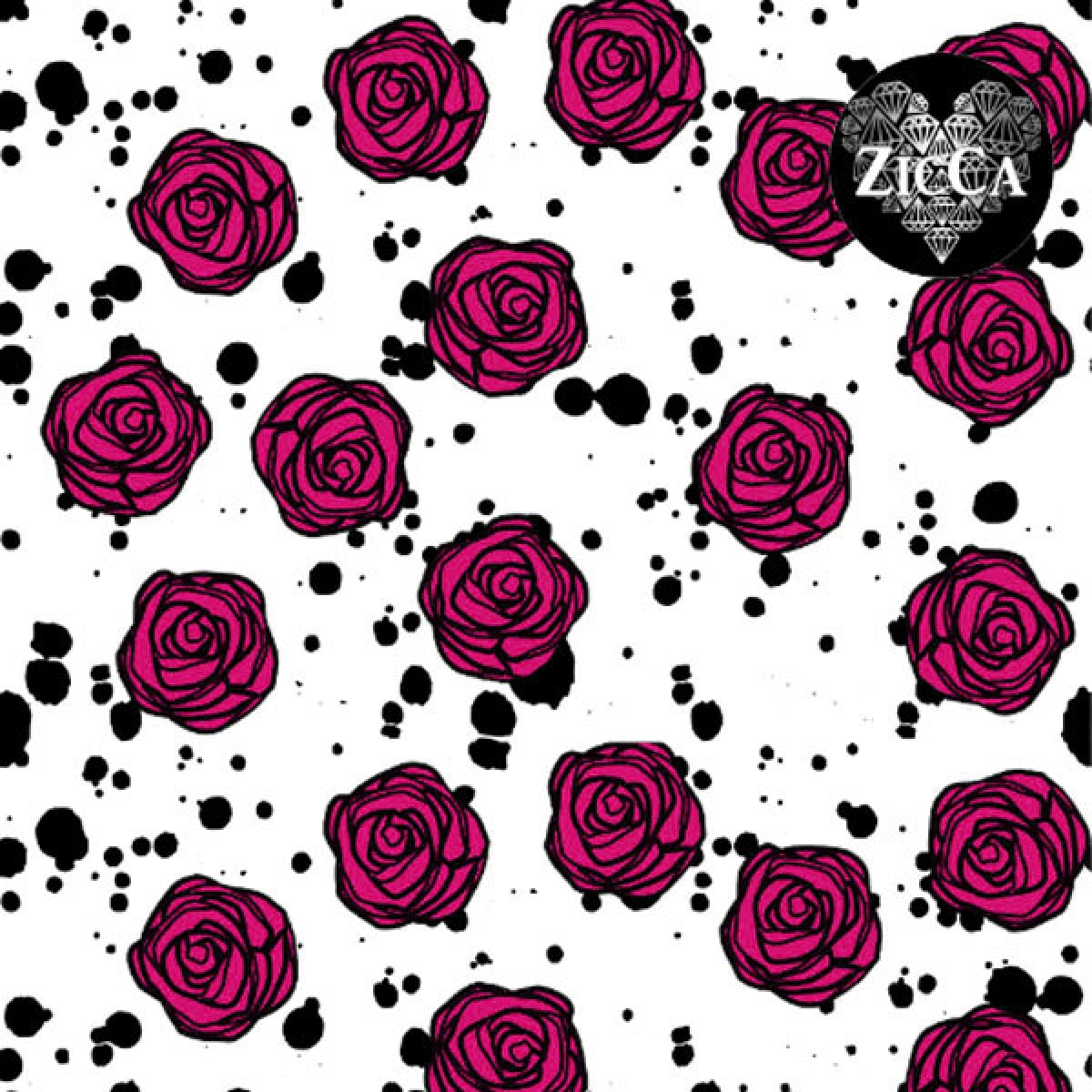 Rose Splash (pink)