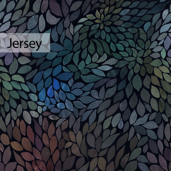 ColorLeaves - mystic night - JERSEY - Pre-Order - BITTE LESEN!