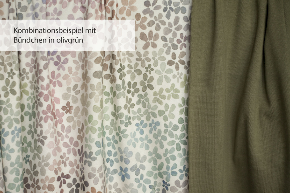 ColorBlossom - nude pastell - Bio-Jersey