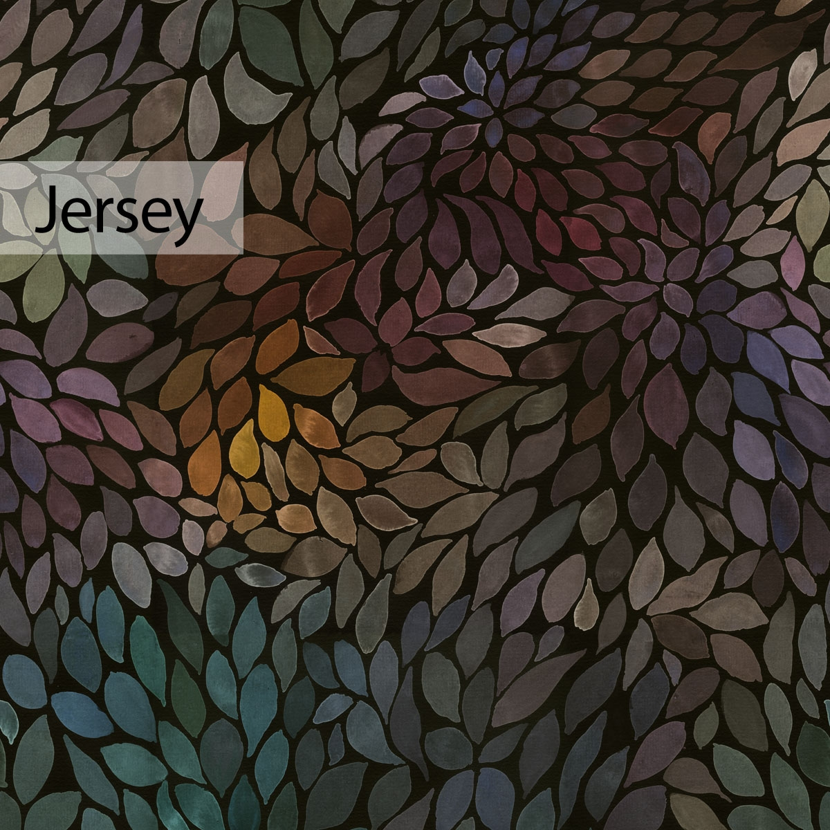 ColorLeaves - mystic autumn - JERSEY - Pre-Order beendet