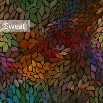 ColorLeaves - warm energy - BIO-SOMMERSWEAT